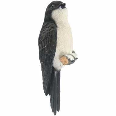 Dierenbeeld zwaluw 18 cm type 1